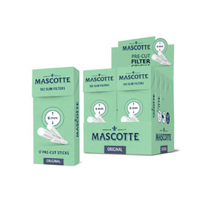 MASCOTTE SLIM FILTER STICKS